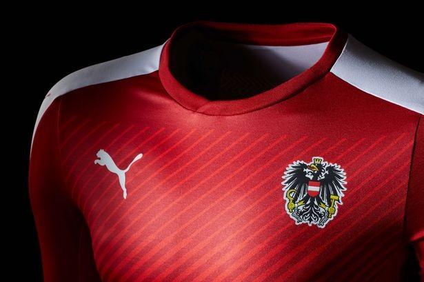 Lộ diện áo đấu mới của các ĐT tại VCK Euro 2016 ảnh 2