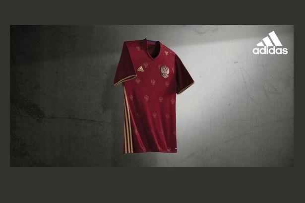 Lộ diện áo đấu mới của các ĐT tại VCK Euro 2016 ảnh 12