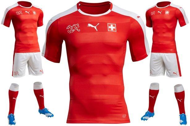Lộ diện áo đấu mới của các ĐT tại VCK Euro 2016 ảnh 18