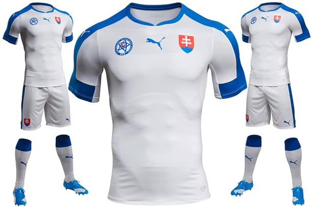 Lộ diện áo đấu mới của các ĐT tại VCK Euro 2016 ảnh 13