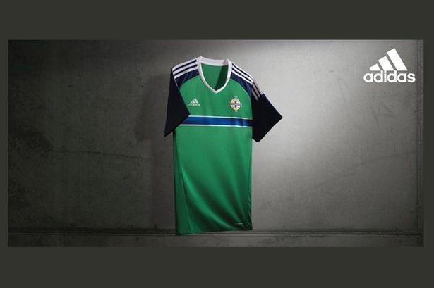 Lộ diện áo đấu mới của các ĐT tại VCK Euro 2016 ảnh 11