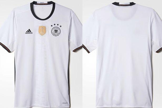 Lộ diện áo đấu mới của các ĐT tại VCK Euro 2016 ảnh 7