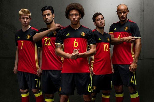 Lộ diện áo đấu mới của các ĐT tại VCK Euro 2016 ảnh 4