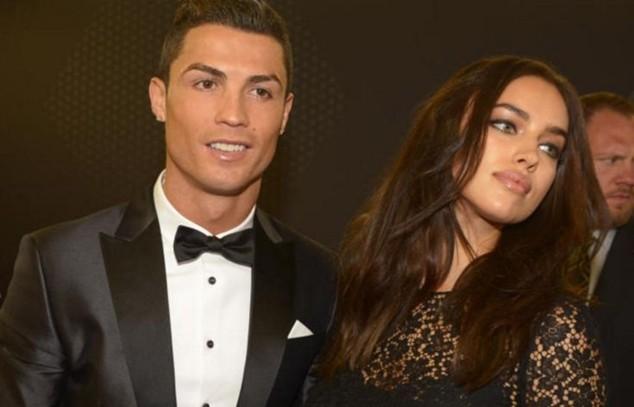 Ronaldo nói lời… cay đắng về mối tình với siêu mẫu người Nga, Irina Shayk