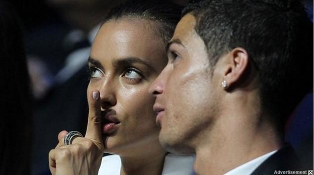 Ronaldo nói lời… cay đắng về mối tình với siêu mẫu người Nga, Irina Shayk ảnh 3