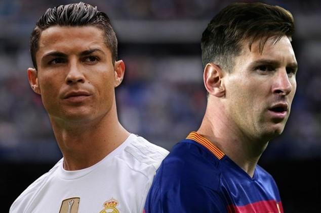Cristiano Ronaldo và Lionel Messi là những cầu thủ đắt giá nhất hành tinh