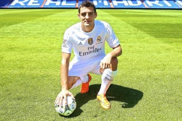 Tiền vệ Mateo Kovacic của Real Madrid