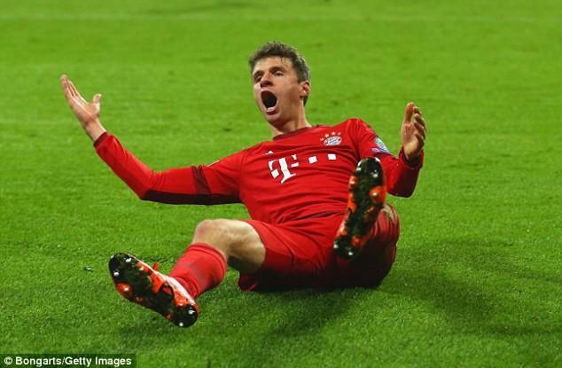"""""""Sao"""" Bayern thiết lập kỷ lục tại Champions League"""
