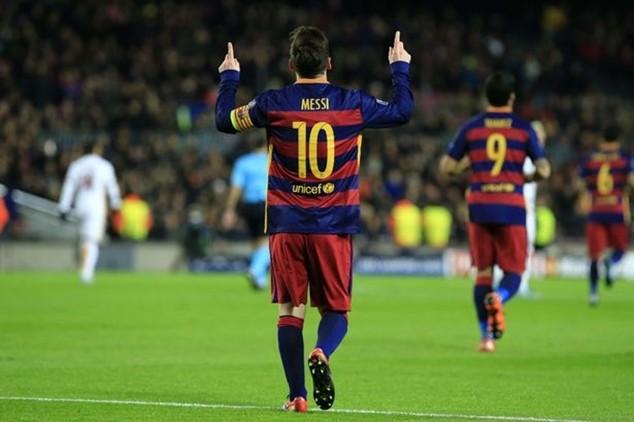 Man City sẵn sàng chi đậm để lôi kéo Messi