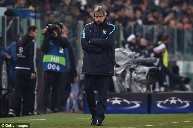 HLV Manuel Pellegrini sẽ phải rời Man City để nhường chỗ cho Guardiola?