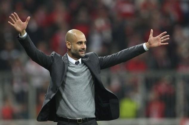 Man City cũng muốn đưa HLV Pep Guardiola về Etihad