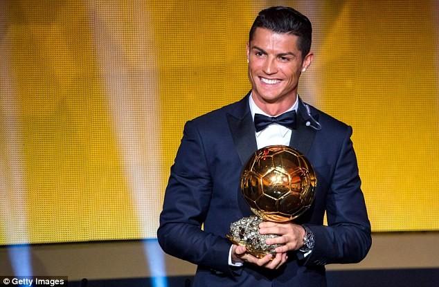 Ronaldo chiến thắng liên tiếp trong năm 2013 và 2014