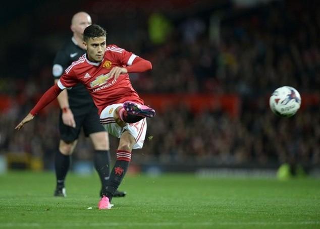 Pereira có thể góp sức cho lối chơi tấn công của M.U