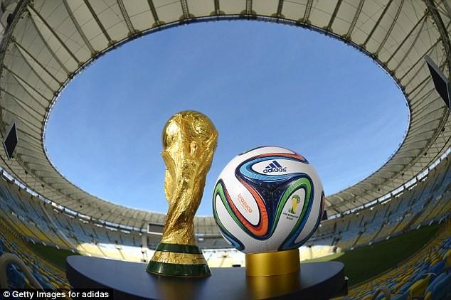 Chốt kế hoạch mở rộng World Cup lên 40 đội