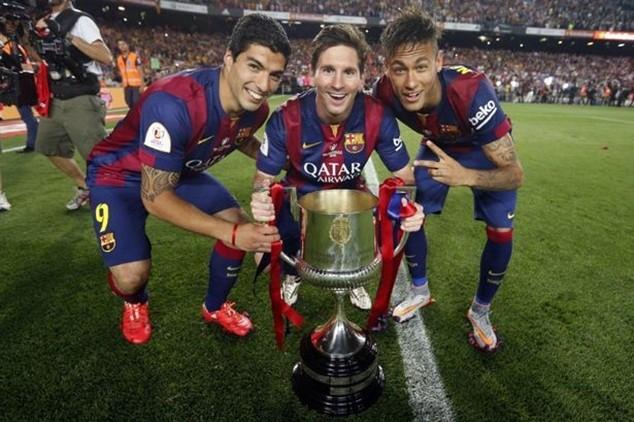 Ngưỡng mộ Messi, Suarez và Neymar, quan chức của vườn thú tại Nga đã lấy tên bộ ba này đặt cho những chú báo mới sinh
