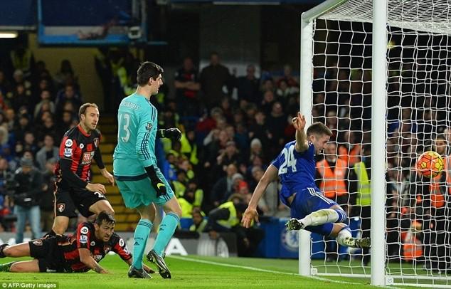 Chelsea thất bại ngay trên sân nhà, trận thua thứ 8 của họ ở Premier League mùa này