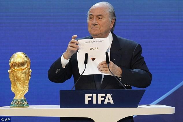 """Tiết lộ số tiền """"khủng"""" Qatar phải chi để giành quyền đăng cai World Cup 2022"""