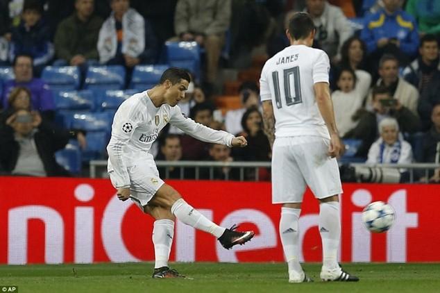 Ronaldo thiết lập kỷ lục mới tại Champions League ảnh 3
