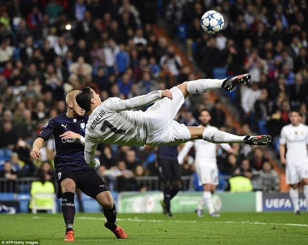 Ronaldo thiết lập kỷ lục mới tại Champions League ảnh 4