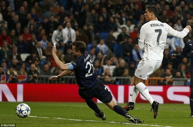 Ronaldo thiết lập kỷ lục mới tại Champions League