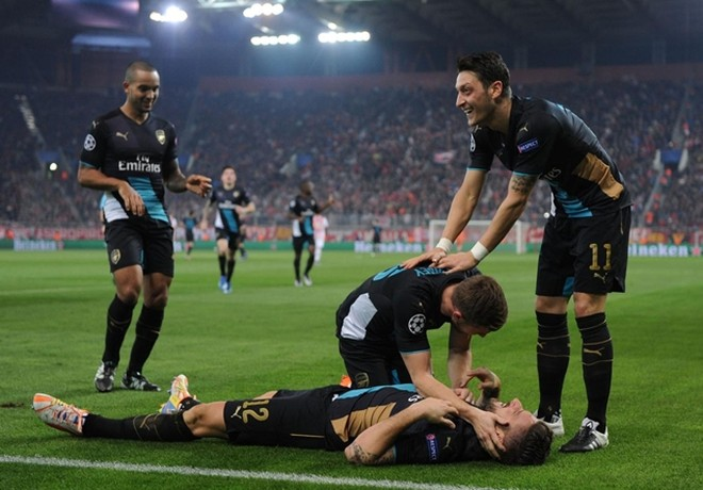 Arsenal sẽ vươn lên dẫn đầu Premier League nếu giành trọn 3 điểm tại Villa Park