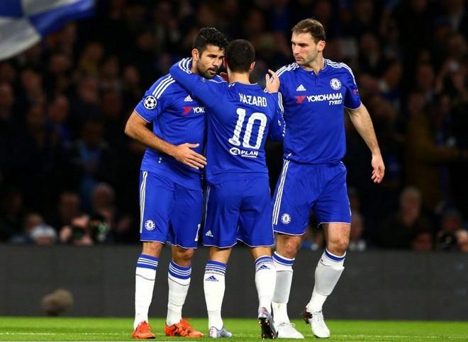 Đến đêm 14-12, đội đầu bảng Leicester City mới gặp ĐKVĐ Chelsea