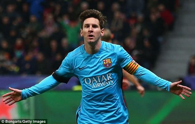 Tiền đạo Lionel Messi hy vọng giúp Barcelona trở thành đội bóng đầu tiên trong lịch sử bảo vệ thành công chức vô địch Champions League