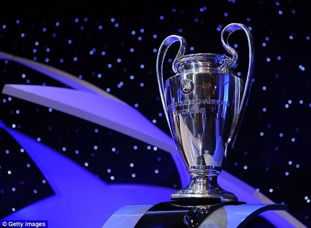 Lễ bốc thăm vòng 1/8 Champions League diễn ra ở Nyon, Thụy Sỹ