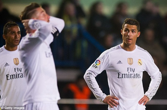 Real Madrid có thể bị trừng phạt nếu Blatter không bị tạm thời đình chỉ công việc