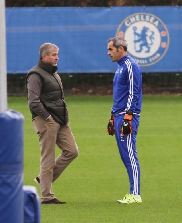 Lo ngại các ngôi sao hoảng sợ, chủ sở hữu Chelsea đến tận nơi vỗ về ảnh 7