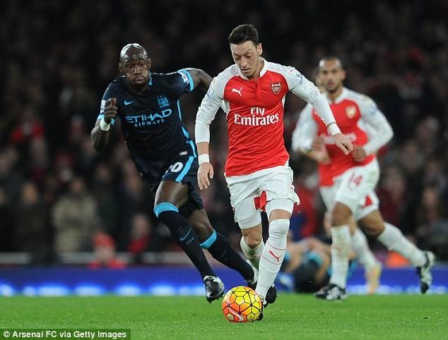 Trong trường hợp thuận lợi, Arsenal sẽ trở lại dẫn đầu Premier League