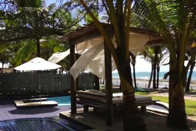 Gia đình Mourinho đón Năm mới tại Nannai Resort và Spa