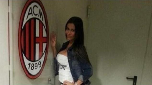 Del Rio trước đó được cho là fan hâm mộ của AC Milan