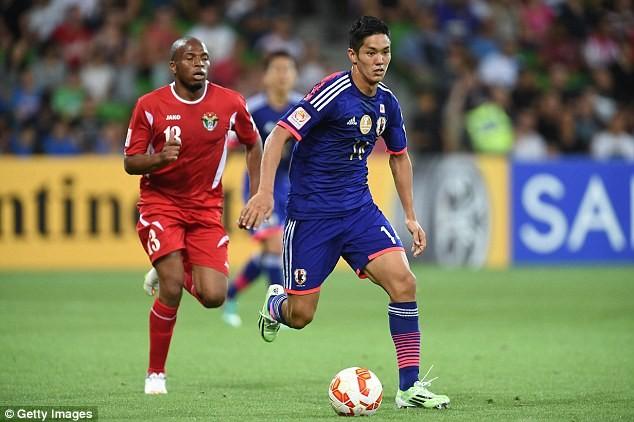 Muto được ví von là Messi của bóng đá Nhật Bản