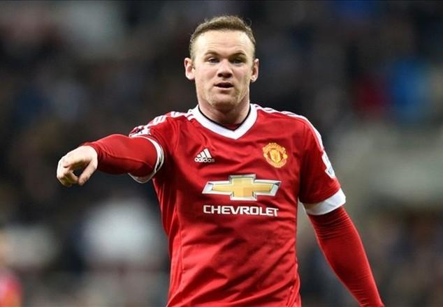 Rooney ghi bàn thắng duy nhất của trận đấu giúp M.U đánh bại Liverpool 1-0