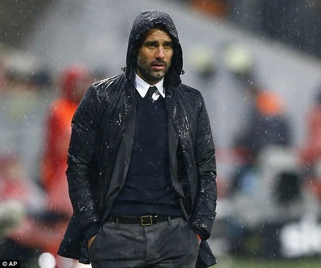 Viễn cảnh để Guardiola tới dẫn dắt Man City sắp trở thành hiện thực