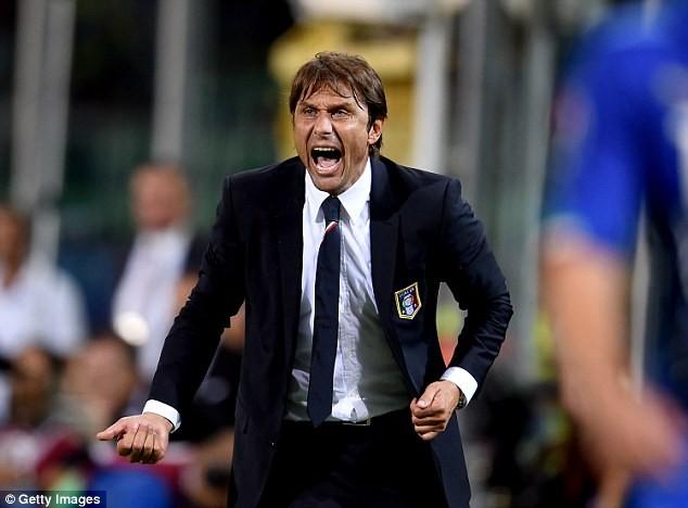 Thông tin đồn thổi dự báo Chelsea sắp sửa bổ nhiệm Conte vào băng ghế huấn luyện