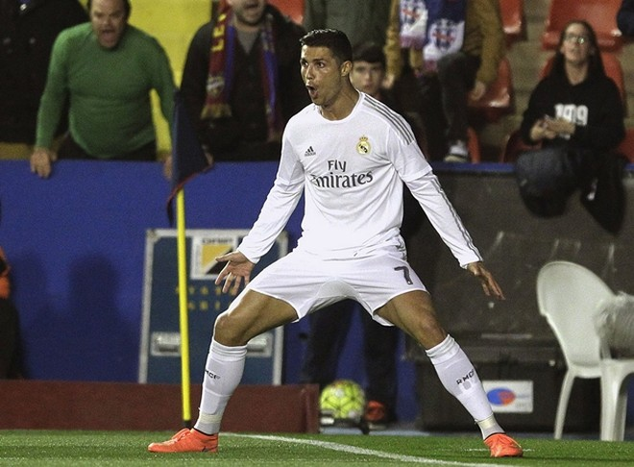 Ronaldo hy vọng sẽ ghi được một bàn thắng để đời trước lúc giải nghệ