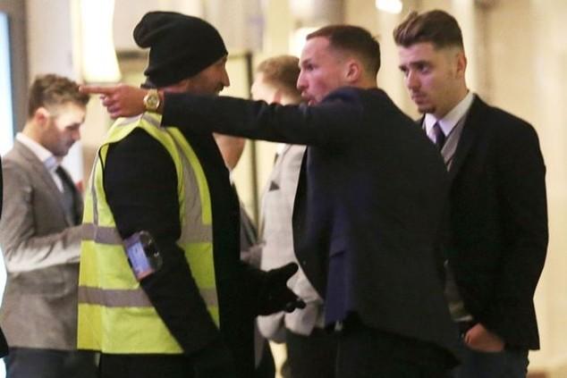 """Các """"sao"""" của Leicester bị bẽ mặt khi định tới đập phá ở hộp đêm ảnh 6"""