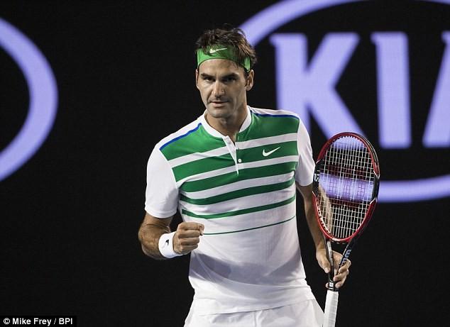 Federer sẽ đua tranh ở Miami mở rộng tuần tới