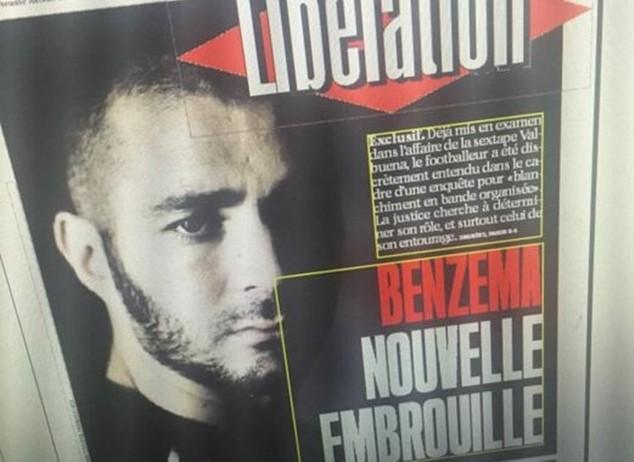 Benzema liên quan đến vụ buôn bán ma túy