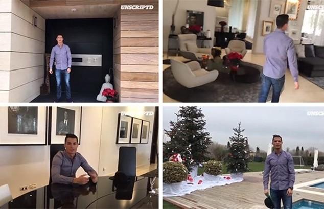 Ronaldo rao bán biệt thự ở Tây Ban Nha