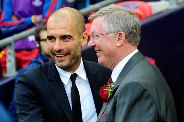 Ferguson cảnh báo những khó khăn ở Anh đang chờ đợi Guardiola