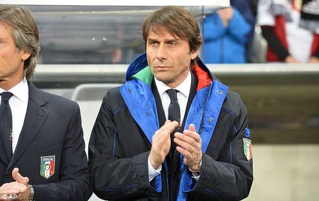 Conte nhận được 6,5 triệu bảng mỗi mùa tại Chelsea