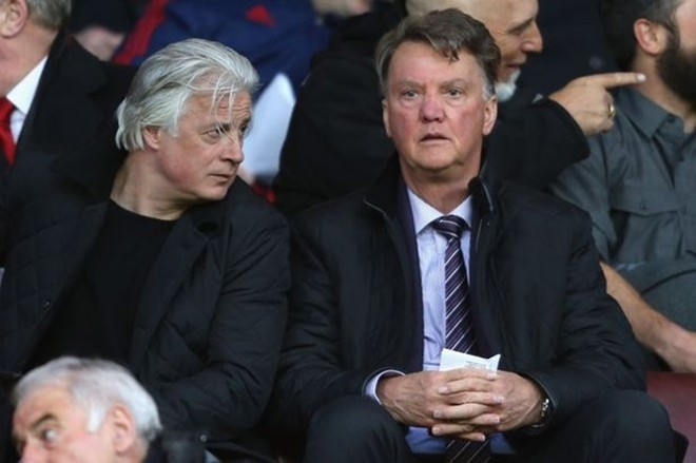 Van Gaal tỏ ý định tiếp tục ở lại dẫn dắt M.U ở mùa giải tới