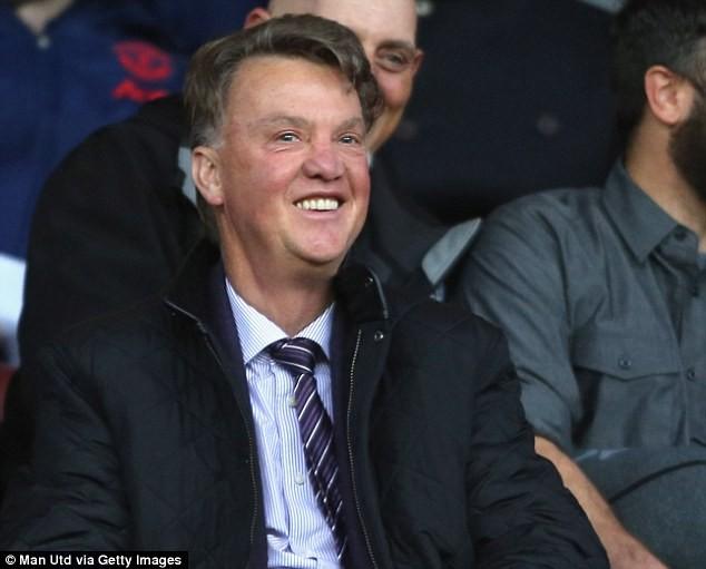 Van Gaal nhận được 7,3 triệu bảng mỗi mùa tại M.U