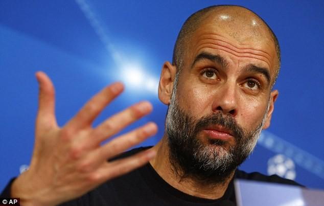 Guardiola sẽ hưởng lương 15 triệu bảng mỗi mùa khi tới Man City