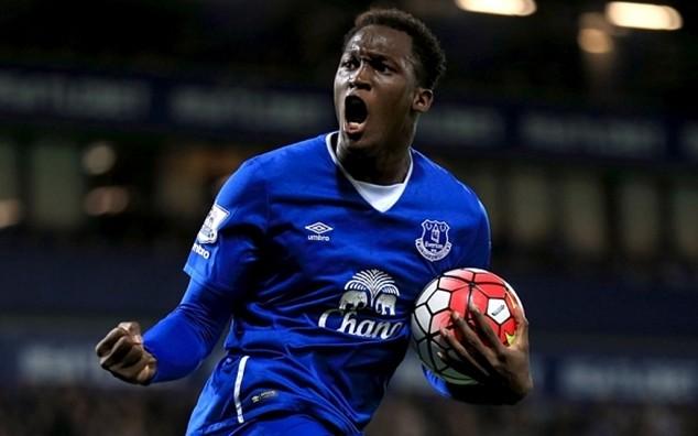 Everton định giá bán 80 triệu euro cho Lukaku