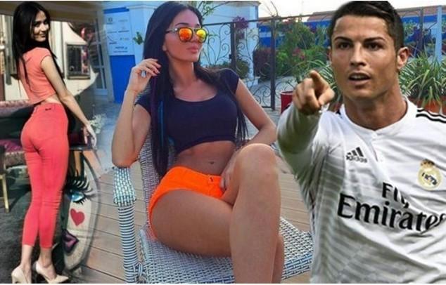 Siêu mẫu Cansu Taskin cho biết, cô từng hẹn hò với Ronaldo