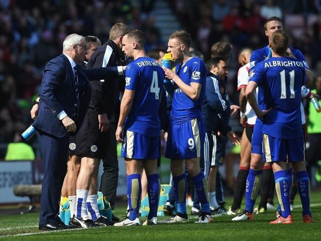 Leicester sẽ là hạt giống hàng đầu tại Champions League nếu vô địch Premier League